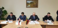 Lithuanian -Belarusian protocol approving Contingency Co-operation procedure signed.